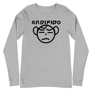 Black TM Unisex Long Sleeve Tee - Andifido