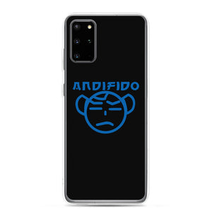 Blue/Black TM Samsung Case - Andifido