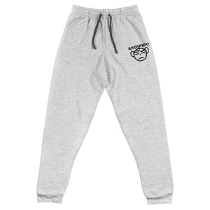 Men's Embroidered TM Joggers - Andifido