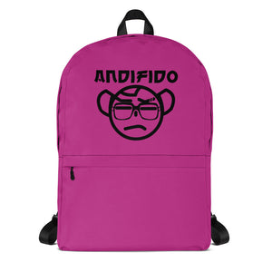 ANDIFIDO Pink Nerd Backpack - Andifido
