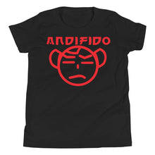Load image into Gallery viewer, Youth Red TM Tee - Andifido