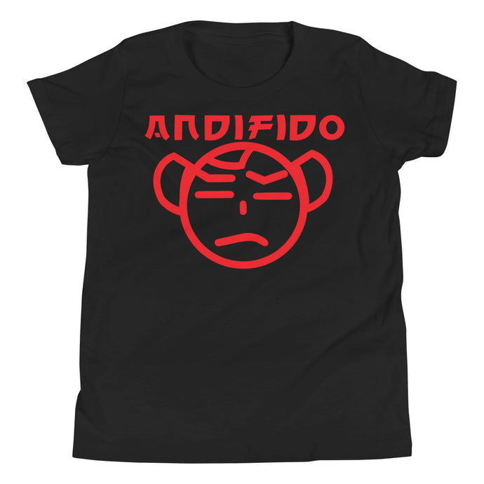 Youth Red TM Tee - Andifido