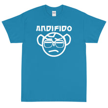 Load image into Gallery viewer, White Nerd Tee - Andifido
