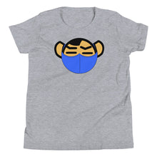Load image into Gallery viewer, Youth Blue Mask Tee - Andifido