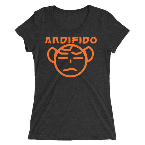 Orange TM Ladies' Tee - Andifido