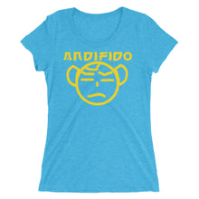Load image into Gallery viewer, Yellow TM Ladies' Tee - Andifido