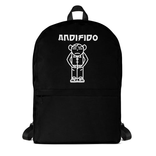 ANDIFIDO Classic Black Backpack - Andifido