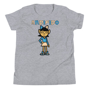 ANDIGIRL Beach Youth Tee - Andifido