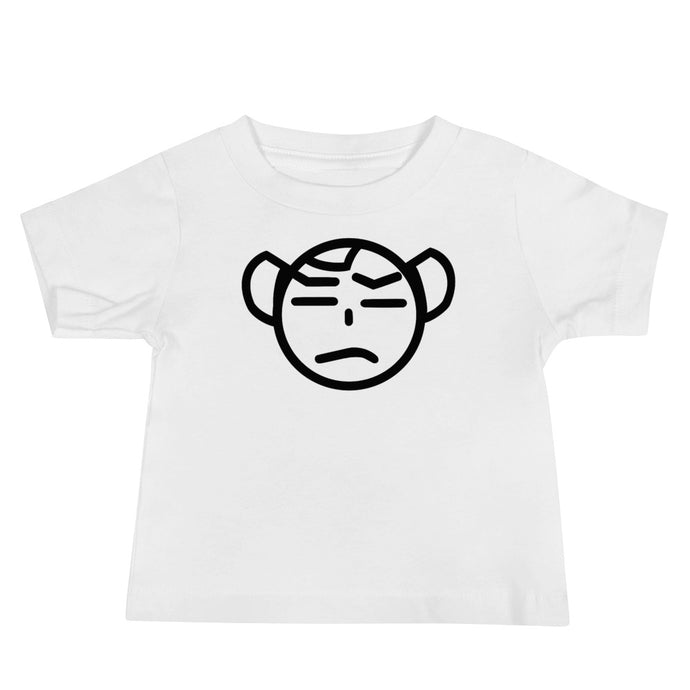 ANDIFIDO Black Art Baby Tee - Andifido