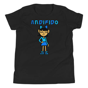 ANDIGIRL Ocean Youth Tee - Andifido