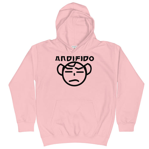 ANDIFIDO Black TM Youth Hoodie - Andifido