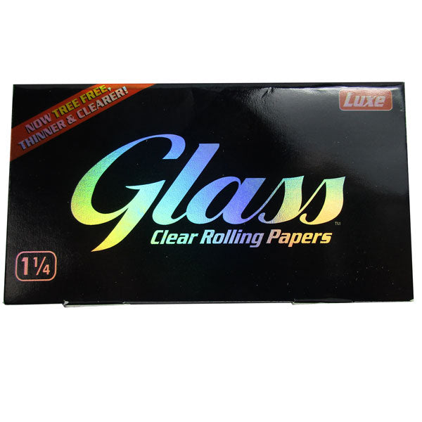 Glass Rolling Papers 50pk - Inhale NZ - NZ's highest quality water pipes, smoking pipes, vape pens, e-liquids, herb vapes, grinders & more! We have the best prices in NZ! bongs nz, water pipes nz, bong nz, glass bongs nz, nz bongs, water pipe, water pipe nz, water bongs nz, bongs online nz