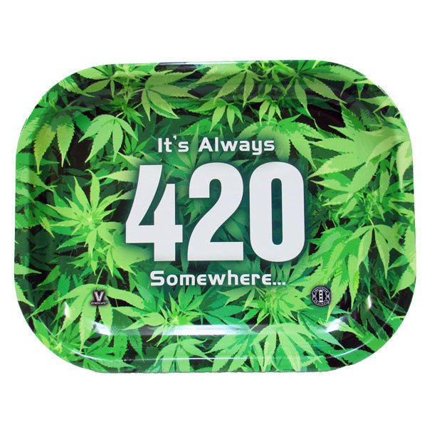 420 everyday metal rolling tray