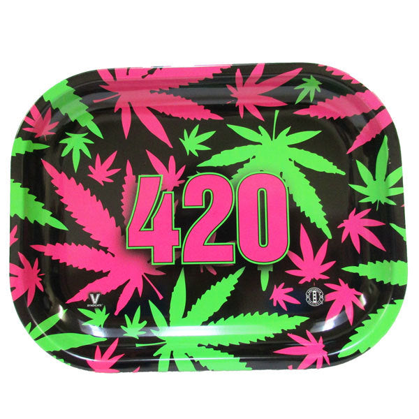 Metal 420 Rolling Tray