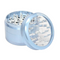 Blue Sharpstone Clear Top Herb Grinder