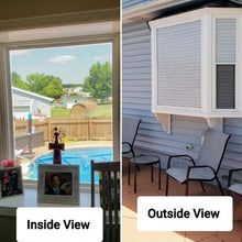 Load image into Gallery viewer, way Vision Horizontal Blinds - cabindusk