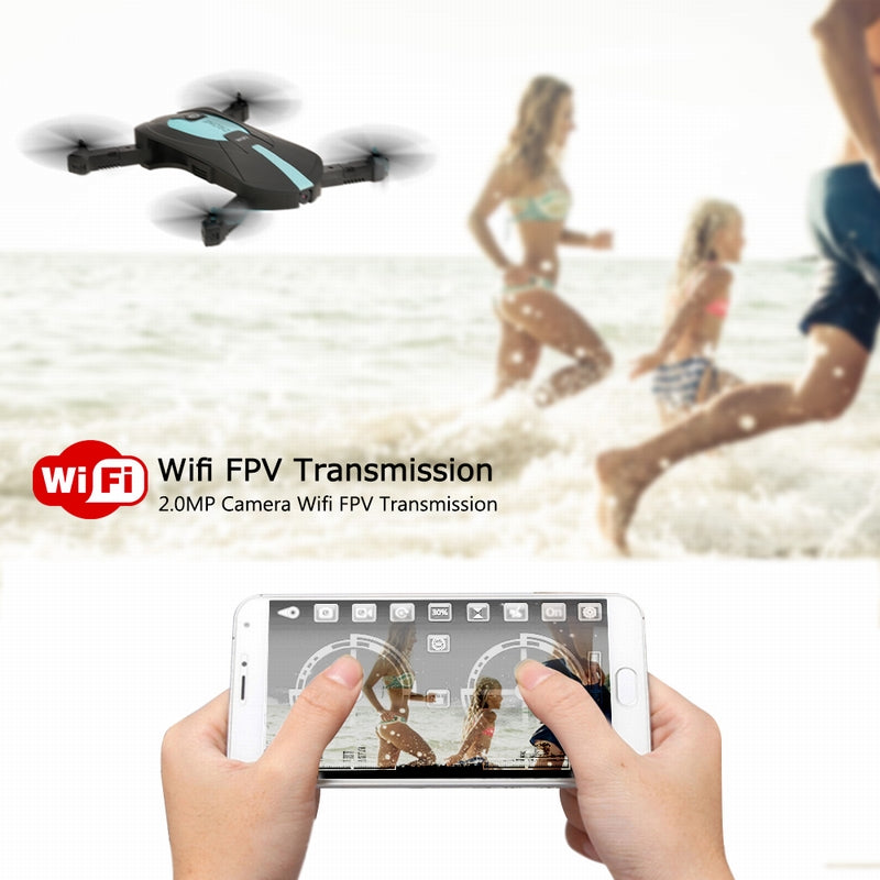 JY018 QUADCOPTER MINI DRONE(Father's Day Promotion) - cabindusk