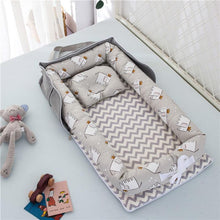 Load image into Gallery viewer, BABY CHANGING BED / TABLE - cabindusk