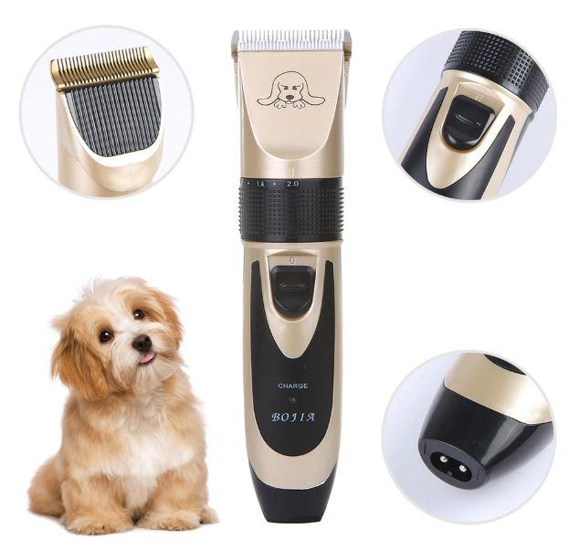 Low noise pet hair clipper - cabindusk