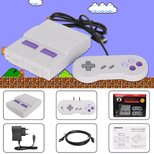 NES Retro Classic Video Game Console TV Game - cabindusk