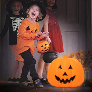 【Factory Outlet】Halloween Music Pumpkin Lighting - cabindusk