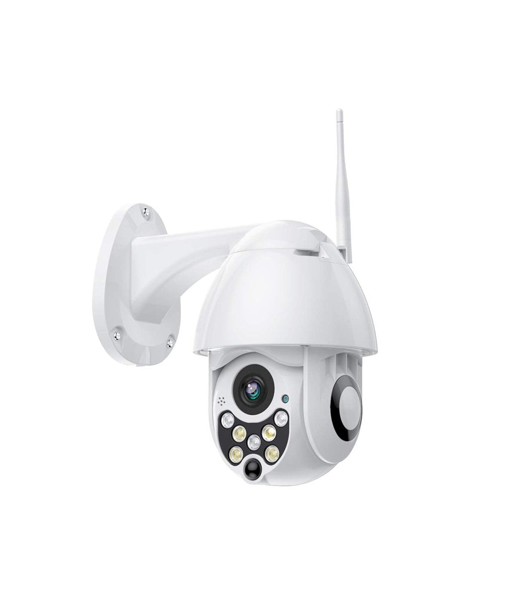 DigiEye Outdoor WiFi Camera - cabindusk