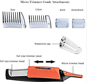 Men All-in-One Hair Trimmer - cabindusk