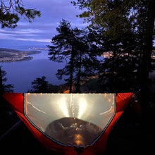 Load image into Gallery viewer, Flat Sleep Hammock Tent With Bug Net And Suspension Kit - cabindusk