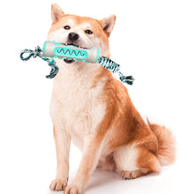 Load image into Gallery viewer, Dog Chew Toys Toothbrush Doggy Brushing Stick Bone Puppy Oral Dental Care - cabindusk
