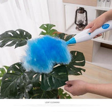 Load image into Gallery viewer, Electric Dust Mites Cleaning Feather Duster(With 3 free extension rods) - Best family assistant - Buy 2 Get 10%OFF & Free Shipping - cabindusk
