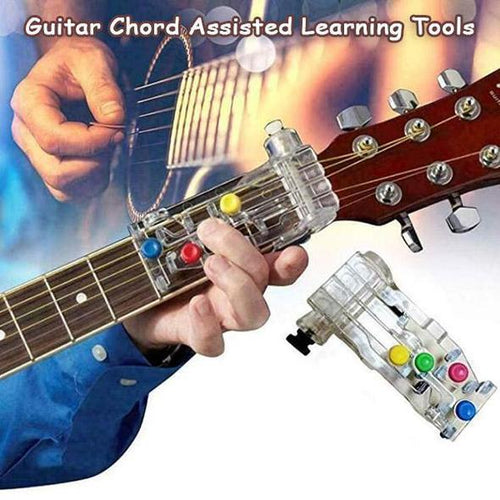 Guitar Chord Assisted Learning Tools - cabindusk