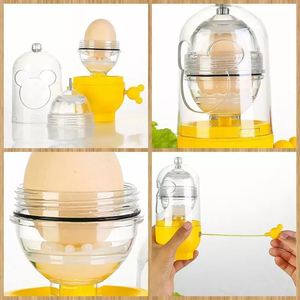 Golden Egg Shaker Mixer - cabindusk