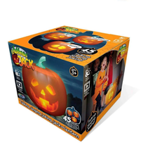 Load image into Gallery viewer, 🔥HOT SALE! Halloween Talking Animated Pumpkin with Built-In Projector & Speaker - cabindusk