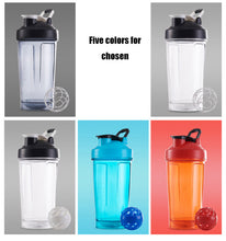 Load image into Gallery viewer, Shaker Bottle For Protein Shakes - cabindusk