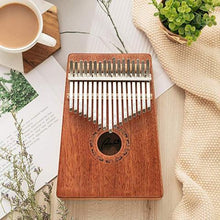 Load image into Gallery viewer, Kalimba 17 Key Thumb Piano - Enjoy the most beautiful sound🎶 - cabindusk
