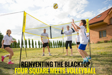 Load image into Gallery viewer, (Last stock &Hot sale)🔥 Cross-shaped volleyball game set - cabindusk
