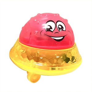 Children's bath toys induction water spray ball - cabindusk