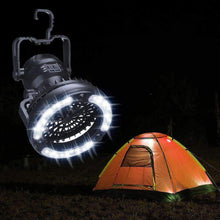 Load image into Gallery viewer, Portable Led Camping Lantern with Fan 💡 - cabindusk