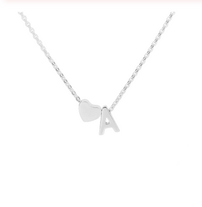 Personalized Initials Necklace - cabindusk