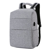 Load image into Gallery viewer, Water Resistant Backpack with USB Charging Port - cabindusk