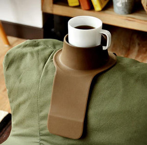 Anti Spill Sofa Cup Holder Couch Coaster Holder - cabindusk