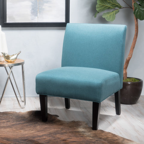 Kendal Fabric Grand Slipper Chair
