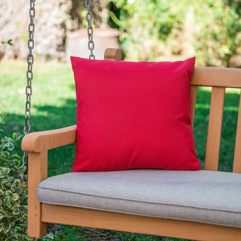 Coronado Outdoor Water Resistant Square Throw Pillow