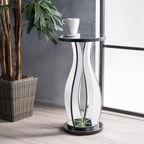 Tyne Mirror Accent Table