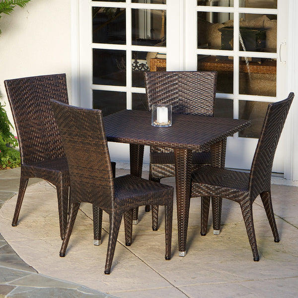 Brooklyn 5-Piece Outdoor Dining Set