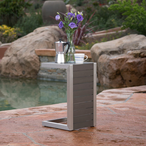 Crested-Bay Outdoor Side Table