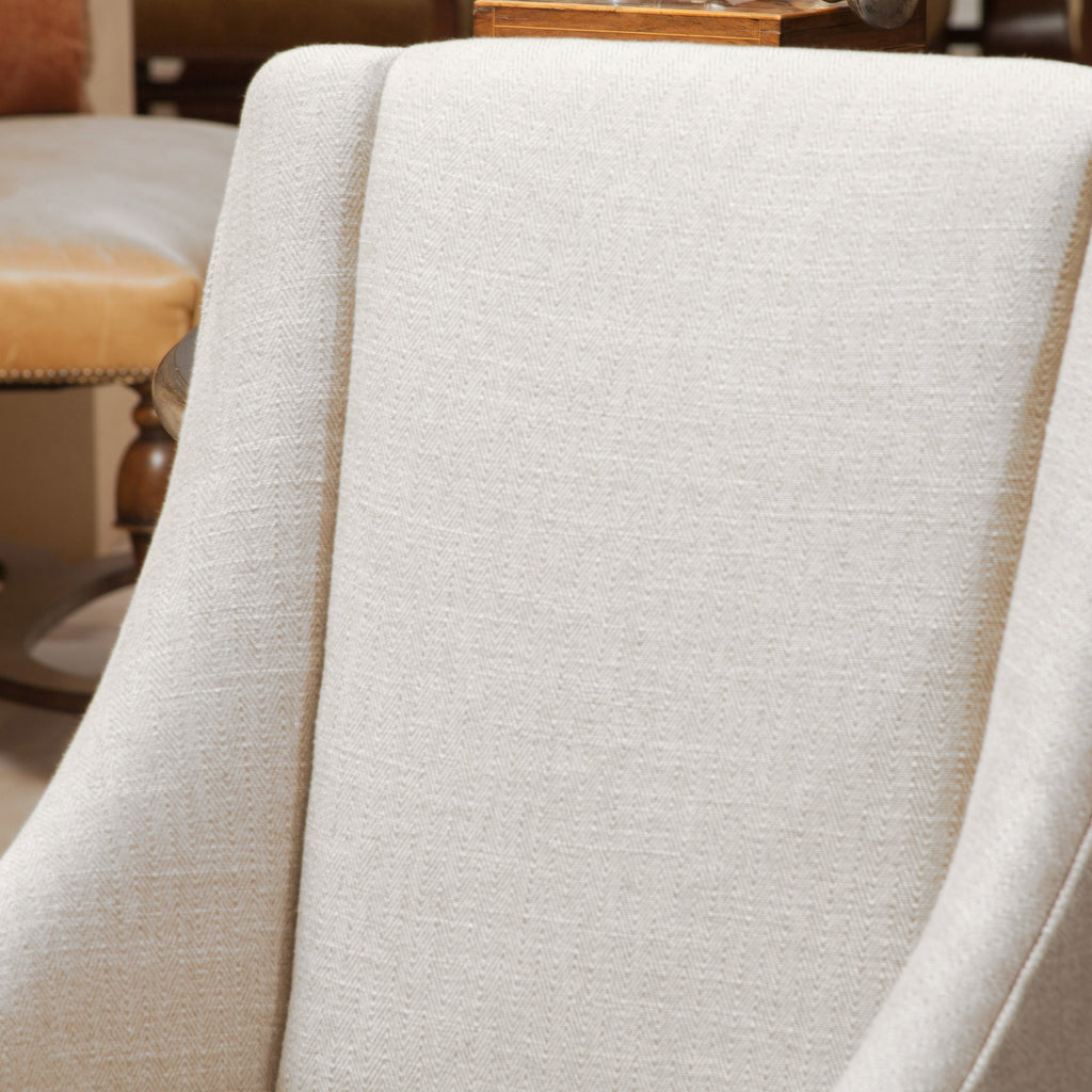 Claudia Contemporary Fabric Upholstered Dining Chair