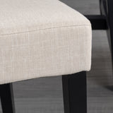 Paulina Fabric Dining Chairs (Set of 2)