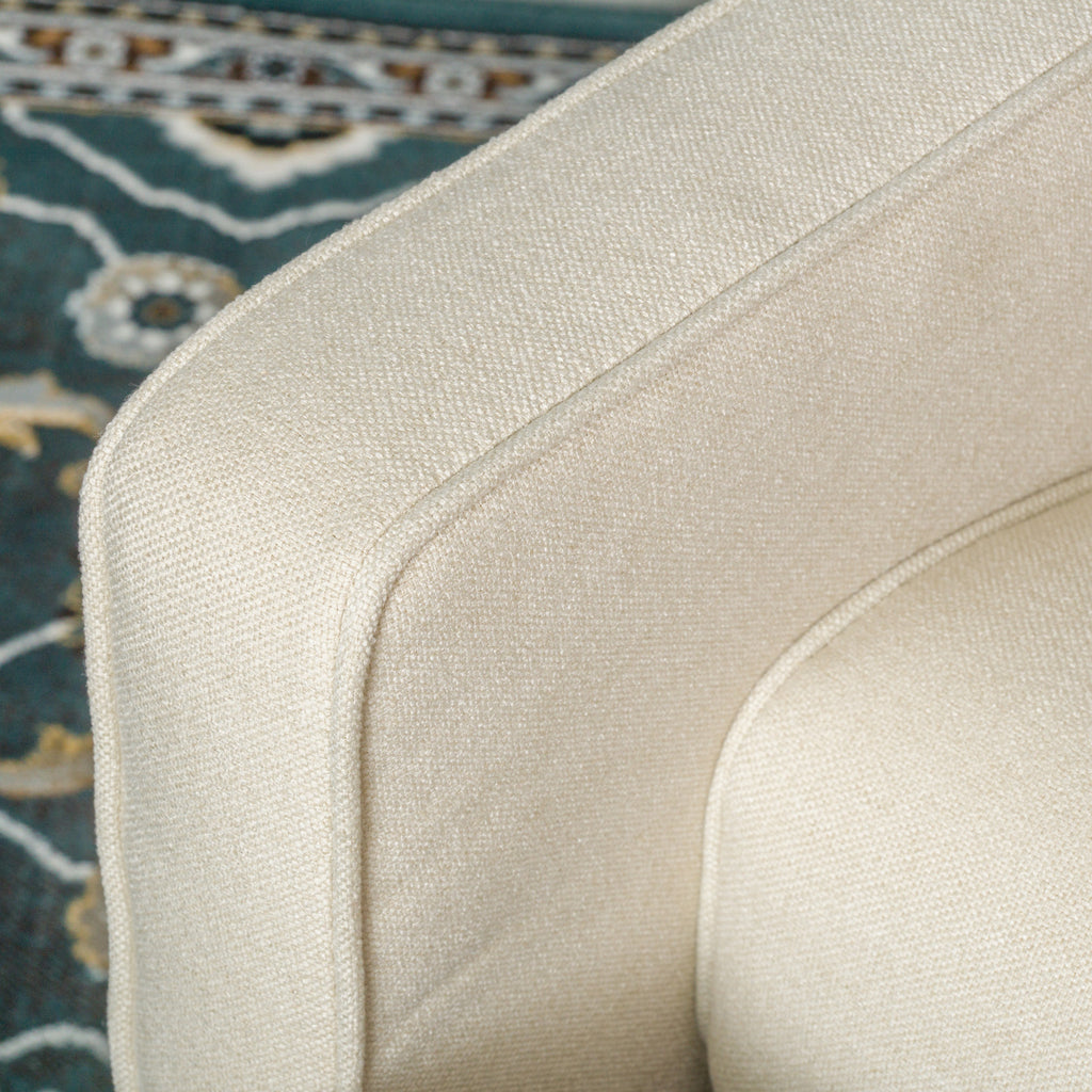 Picture of: Olinda Minimalist Style Fabric Recliner Chair Gdfstudio