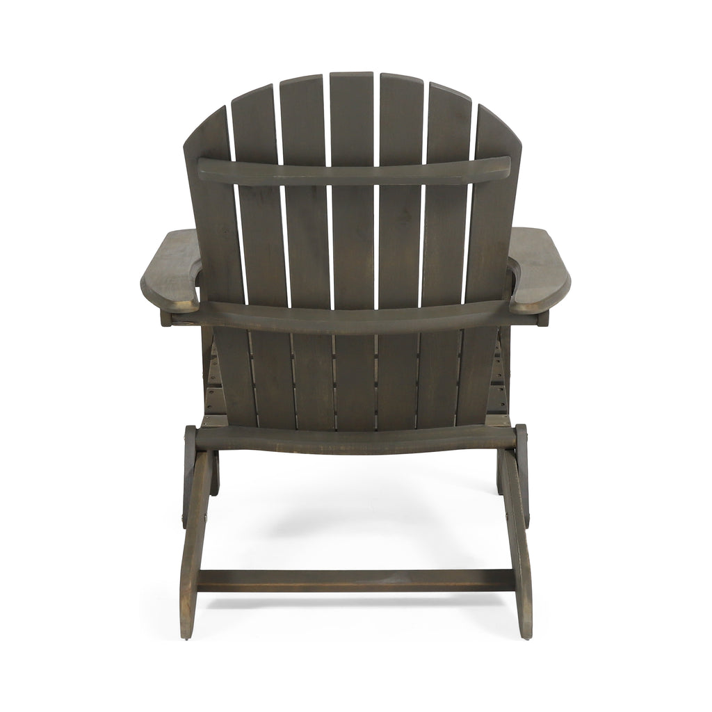 Reed Outdoor 2 Seater Acacia Wood Chat Set